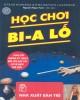 Ebook Học chơi Bi-a lỗ: Phần 1