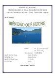 Hồ sơ bài dạy: Biển đảo quê hương