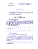 Luật số: 18/2012/QH13 - Luật biển Việt Nam