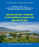 Ebook Biển đảo Việt Nam - Tài nguyên, vị thế và những kỳ quan địa chất, sinh thái tiêu biểu: Phần 2
