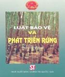 Ebook Luật bảo vệ và phát triển rừng: Phần 2