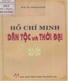 Ebook Hồ Chí Minh - dân tộc và thời đại: Phần 2 - PGS.TS. Phạm Xanh