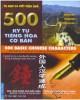 Ebook 500 ký tự tiếng Hoa cơ bản