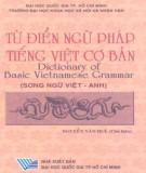 Ebook Từ điển ngữ pháp tiếng Việt cơ bản: Phần 1