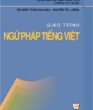 Giáo trình Ngữ pháp tiếng Việt: Phần 2