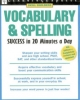 Ebook Vocabulary and spelling success in 20 minutes a day (4th edition)