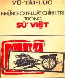 Những quy luật chính trị trong sử Việt : Phần 1