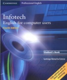 Ebook Infotech – English for computer users (Student's Book ) - Santiago Remacha Esteras