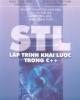 Ebook STL - Lập trình khái lược trong C++: Phần 2
