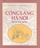 Ebook Cổng làng Hà Nội xưa và nay: Phần 1