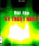 Ebook Bài tập kỹ thuật nhiệt: Phần 1 - TS Bùi Hải