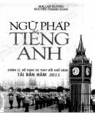 Ebook Ngữ pháp tiếng Anh: Phần 1