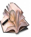 Môđun Phương pháp nghiên cứu khoa học giáo dục: Phần 1 /$cTS. Mai Ngọc Luông, ThS. Lý Minh Tiên
