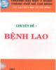 Ebook Chuyên đề Bệnh lao - ĐH Y dược TP. HCM