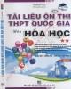 Ebook Tài liệu ôn thi THPT Quốc gia môn Hóa học (Tập 2): Phần 1