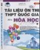 Ebook Tài liệu ôn thi THPT Quốc gia môn Hóa học (Tập 1): Phần 1