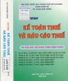 Giáo trình Kế toán thuế và báo cáo thuế: Phần 1