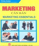 Ebook Marketing căn bản: Phần 1 - Philip Kotler