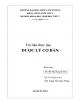 Tài liệu thực tập Dược lý cơ bản - TS. Hồ Thị Nguyệt Thu
