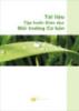 Tài liệu tập huấn giáo dục môi trường cơ bản - Chủ đề 1: Biến đổi khí hậu