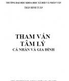 Ebook Tham vấn tâm lý cá nhân và gia đình - Trần Đình Tuấn