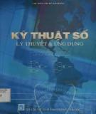 Ebook Kỹ thuật số - Lý thuyết và ứng dụng: Phần 2