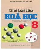 Ebook Giải bài tập Hóa học 8: Phần 1