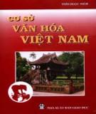 Ebook Cơ sở văn hóa Việt Nam