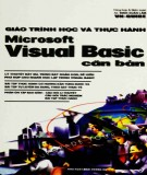 Giáo trình học và thực hành Microsoft basic căn bản: Phần 1