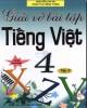 Ebook Giải vở bài tập Tiếng Việt 4 (Tập 2 - Tái bản lần thứ nhất): Phần 1