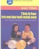 Giáo trình Tâm lý học trẻ em lứa tuổi mầm non