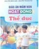 Giáo án mầm non: Hoạt đông thể dục - Nguyễn Minh Anh, Nguyễn Thị Nguyệt