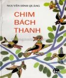 Ebook Chim bách thanh: Phần 1