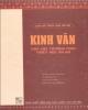 Ebook Lịch sử Triết học Ấn Độ - Kinh văn của các trường phái Triết học Ấn Độ: Phần 1 - Doãn Chính (chủ biên)