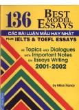 Ebook 136 các bài luận mẫu hay nhất - Milon Nandy