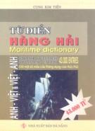 Ebook Từ điển hàng hải Anh - Việt và Việt - Anh (Maritime dictionary English - Vietnamese & Vietnamese English) : Phần 1