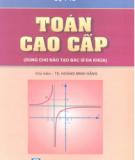 Ebook Toán cao cấp: Phần 1 - TS. Hoàng Minh Hằng (chủ biên)