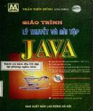 Giáo trình Lý thuyết và bài tập Java: Phần 1