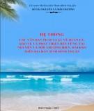 Ebook Hệ thống các văn bản pháp luật về quản lý, bảo vệ và phát triển bền vững tài nguyên và môi trường biển, hải đảo trên đại bàn tỉnh Bình Thuận: Phần 1