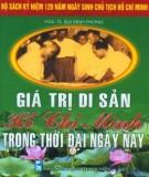 Ebook Giá trị di sản Hồ Chí Minh trong thời đại ngày nay: Phần 2 - PGS.TS. Bùi Đình Phong