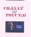 Ebook Chân lý và thực tại - NXB Thời đại