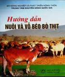 Ebook Hướng dẫn nuôi bò và vỗ béo bò thịt: Phần 1