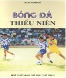 Ebook Bóng đá thiếu niên - NXB Thể dục Thể thao