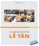 Ebook Tiêu chuẩn nghề Du lịch Việt Nam – Lễ tân: Phần 1