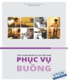 Ebook Tiêu chuẩn nghề Du lịch Việt Nam - Phục vụ buồng: Phần 1
