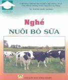 Ebook Nghề nuôi bò sữa: Phần 1