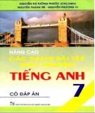 Ebook Nâng cao các dạng bài tập trắc nghiệm Tiếng Anh 7 (có đáp án): Phần 1