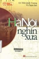 Ebook Hà Nội nghìn xưa: Phần 1