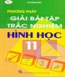 Ebook Phương pháp giải bài tập trắc nghiệm Hình học 11: Phần 2