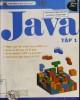 Giáo trình Java (Tập 1): Phần 1